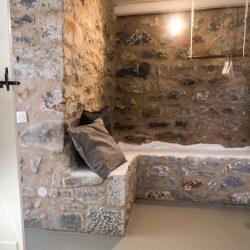 Ground suite: master bedroom