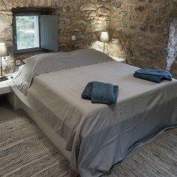 Tower suite: bedroom