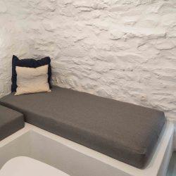 Tower suite: sofa