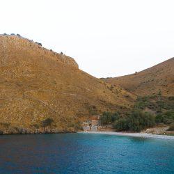 Ampelos beach