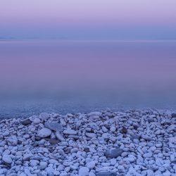 Leloudes beach, Nyfi