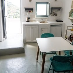 Water room: kitchenette